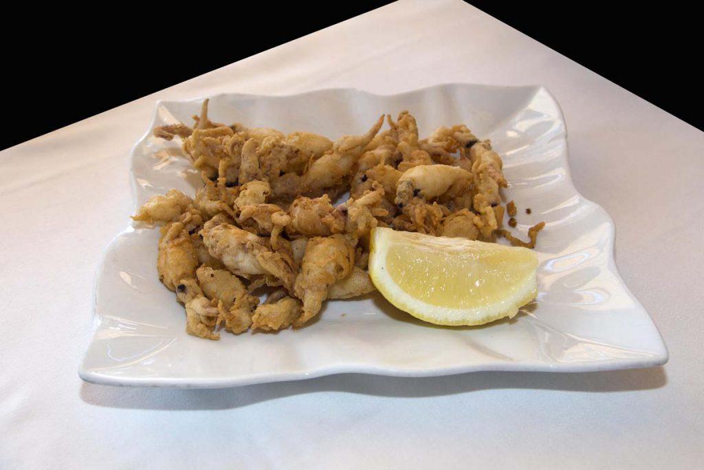 pescaito frito tapear en malaga
