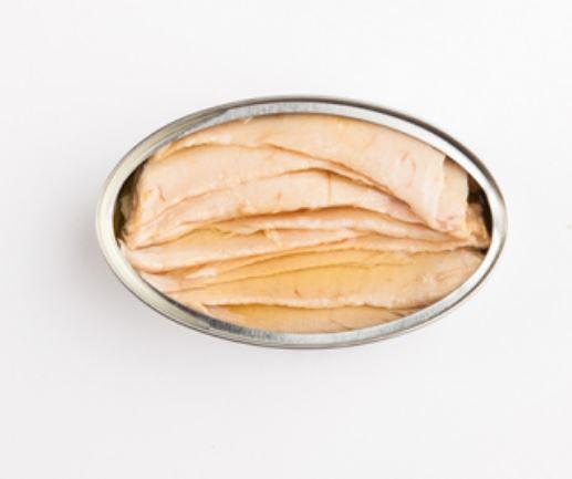 conservas de pescado ventrescas de atun