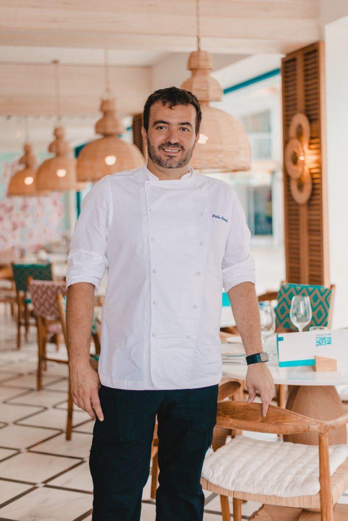 Pablo Tomás Restaurante Salicornia